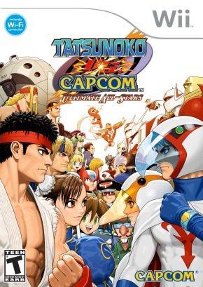 Tatsunoko Vs. Capcom: Ultimate All-Stars , Exclusivo de Wii
