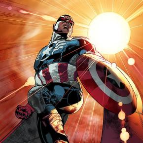 Sam Wilson Se Confirma Como El All New Captain America..